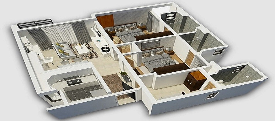 3 Bedrooms, Apartment, Sold, ISLES RESIDENCE 2, Dheefram Goalhi, Third Floor, 3 Bathrooms, Listing ID 1198, Male\' City, Maldives,