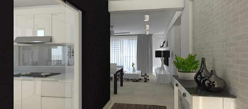 3 Bedrooms, Apartment, Sold, ISLES RESIDENCE 2, Fifth Floor, 3 Bathrooms, Listing ID 1193, Male\' City, Maldives,